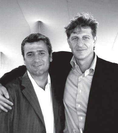 Luciano Previtera and Michele Mirotto